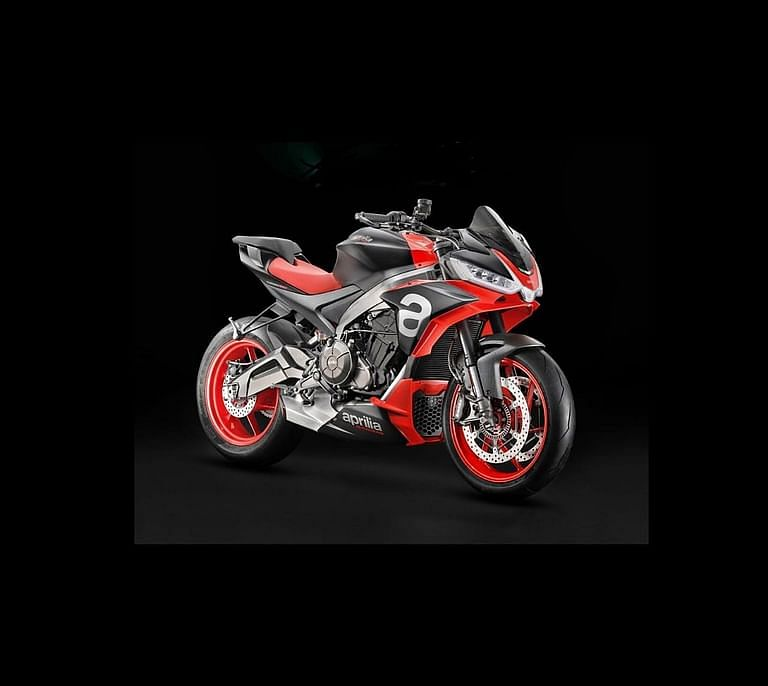 The Aprilia Tuono 660 also gives us an idea of what the Tuono 300-400cc will looks like