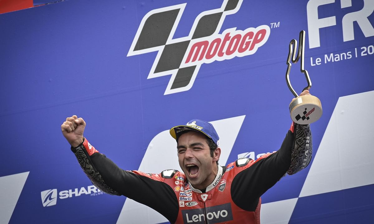 Petrucci bags the title at Le Mans