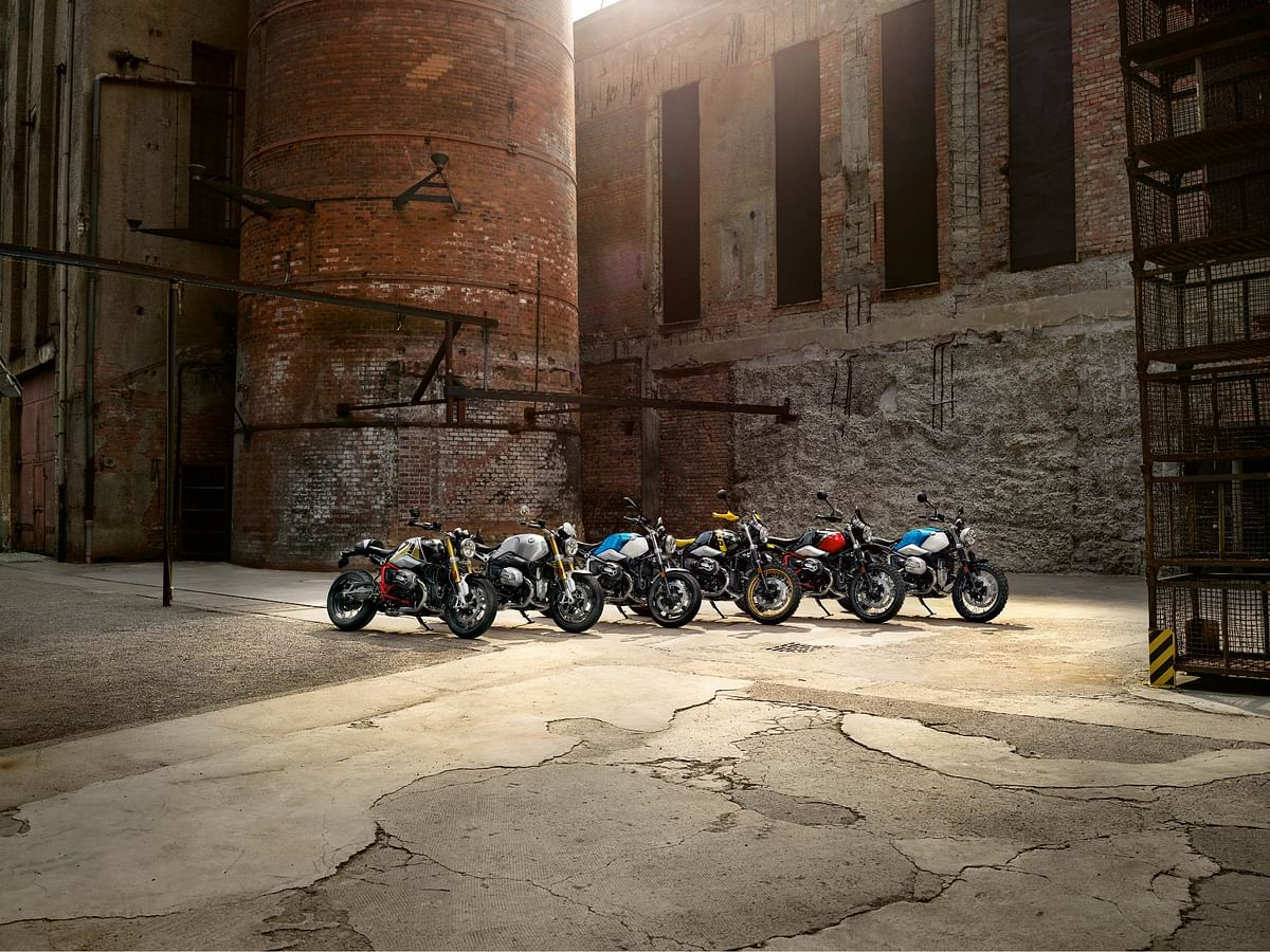 2021 BMW R nineT range unveiled