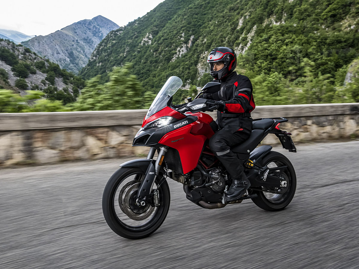 Ducati launches Multistrada 950 S at Rs 15.49 lakh