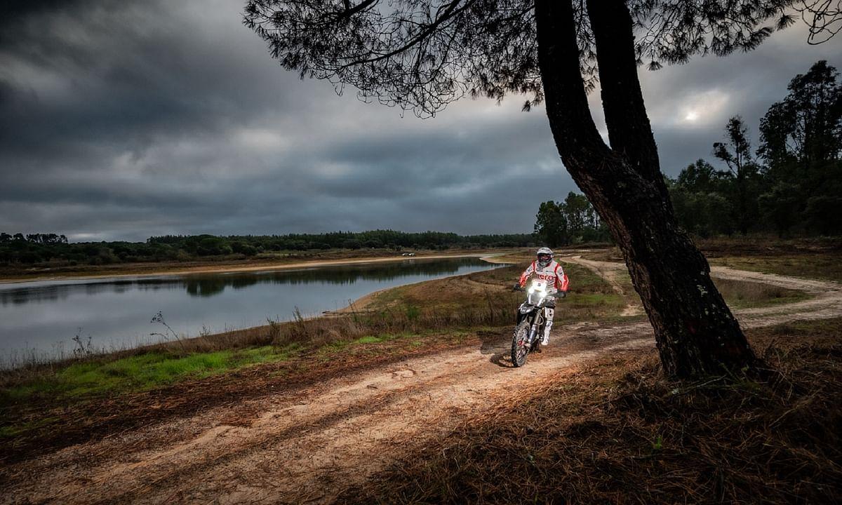 Hero Motosports Team Rally wins the Baja Protalegre