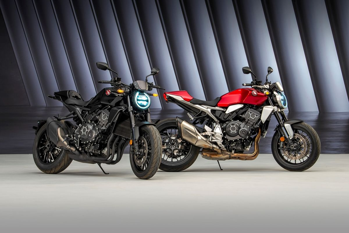 The 2021 CB 1000R gets a comprehensive list of updates, and even a Black Edition