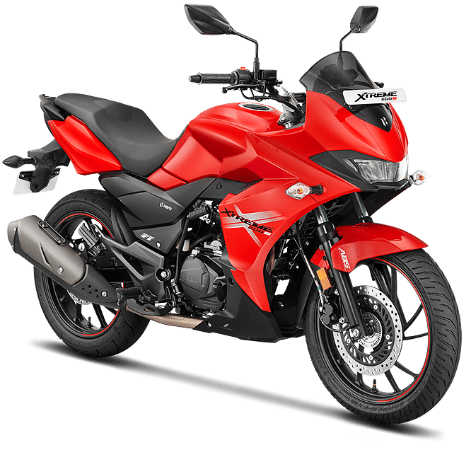 No cosmetic updates on the BS6 Xtreme 200S