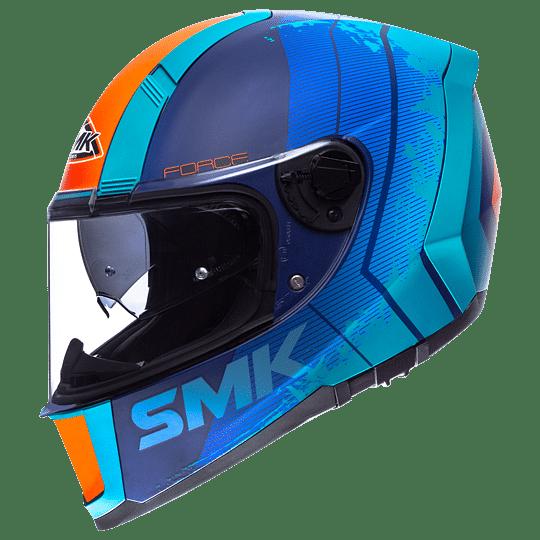 SMK is Studds' premium line of helmets