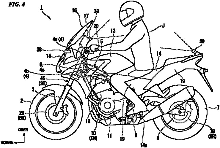 Kudos to Honda for adding safety to 'inherently dangerous' two wheelers