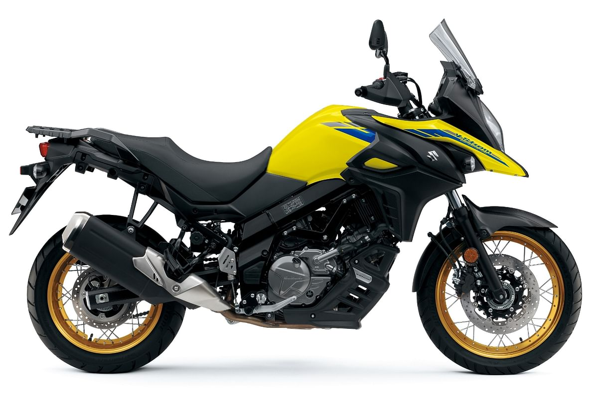 BS6-compliant Suzuki V-Strom 650XT ABS launched at Rs 8.84 lakh