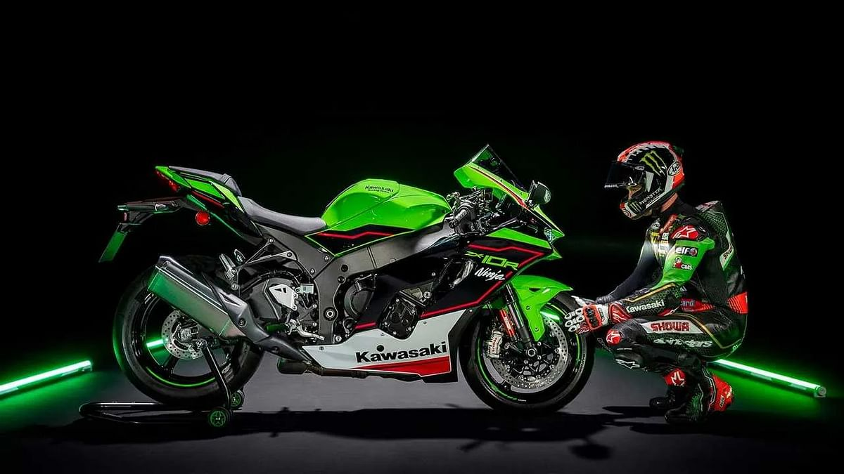 The all-new ZX-10R