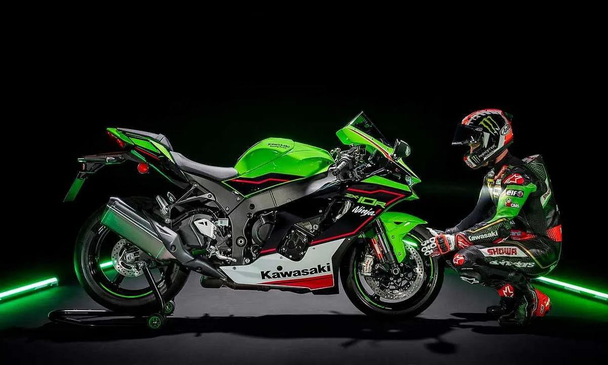 Meet Kawasaki's new ZX-10R & ZX-10RR