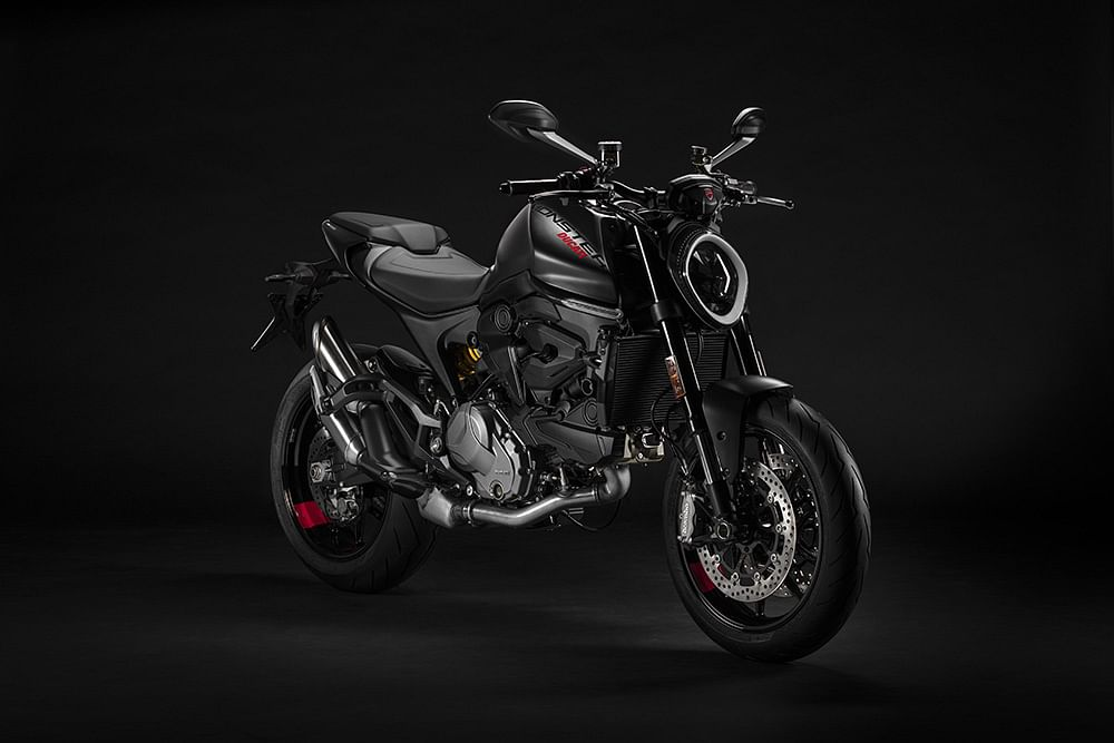 Behold, the all-new Ducati Monster