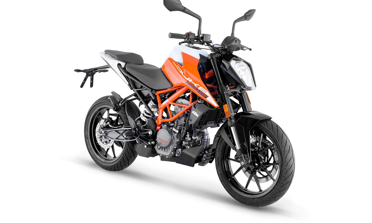 KTM 125 Duke launched at Rs 1.5 lakh