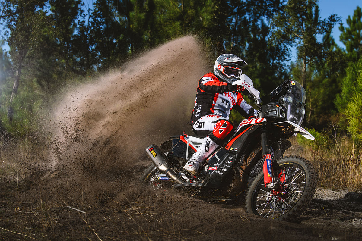 The effort that goes into Dakar preparation is colossal