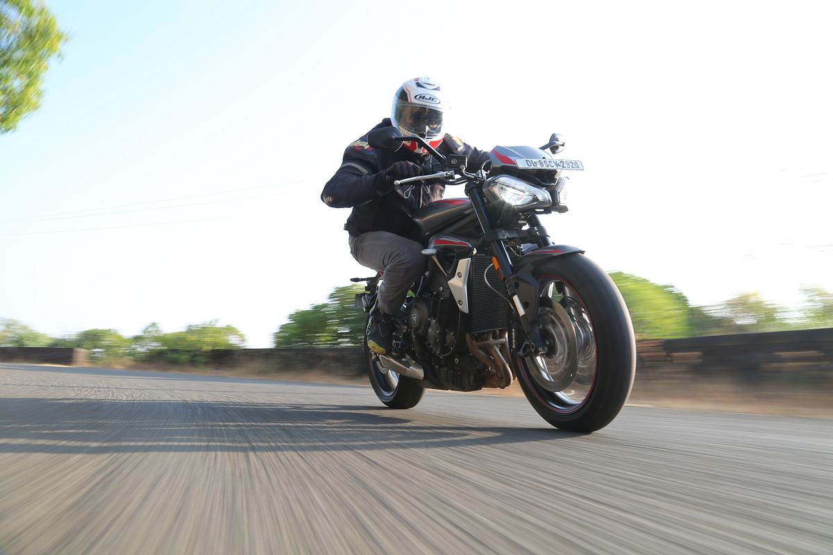 Triumph Street Triple R review: Best mid-weight naked in the country?