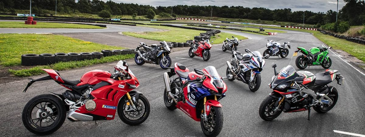 Ultimate test for the 2020 sport bikes