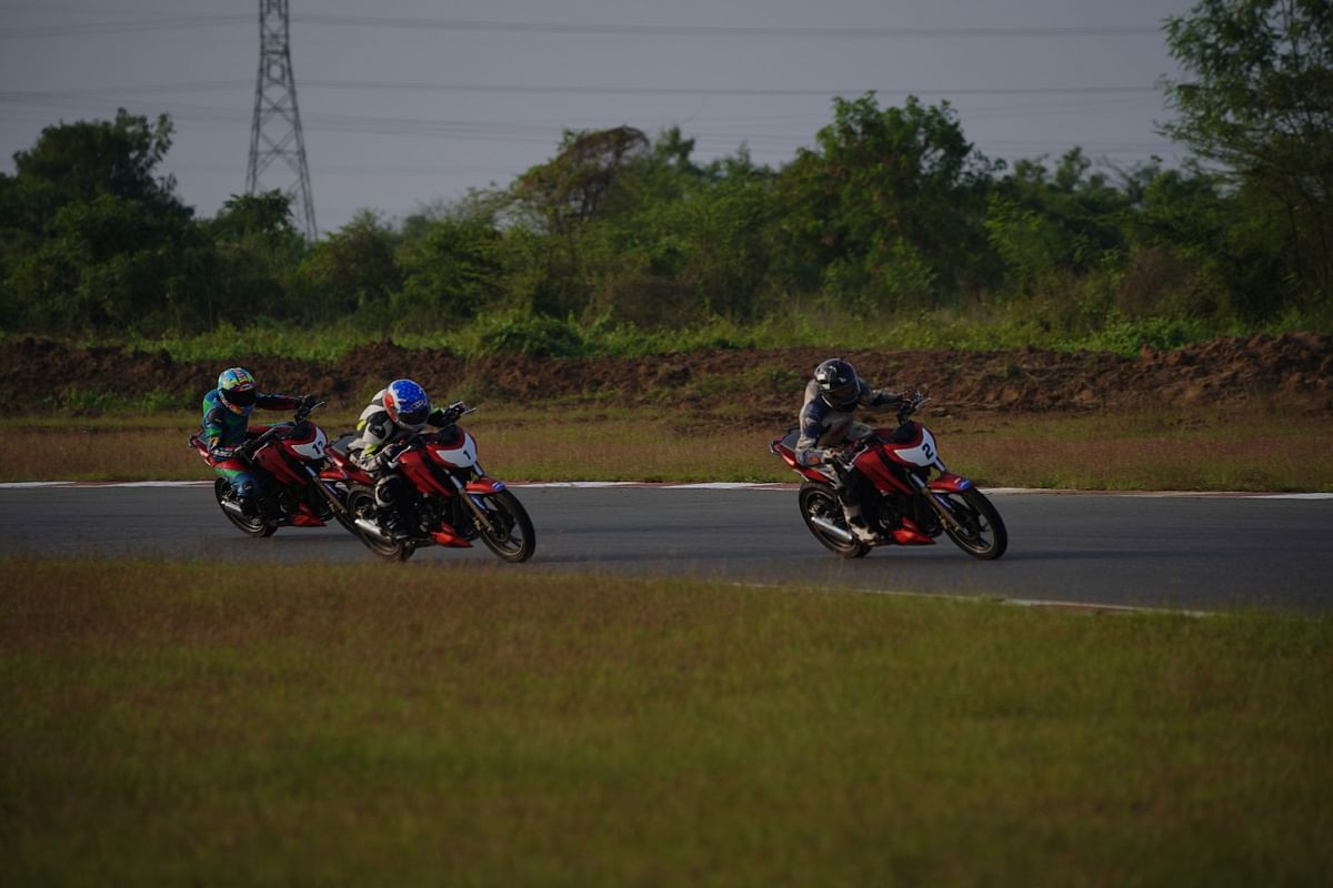 TVS Racing's Women's One Make Championship