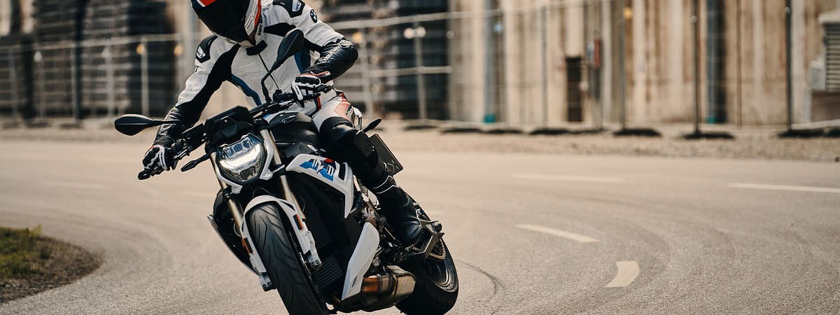 The all new 2021 BMW S 1000 R