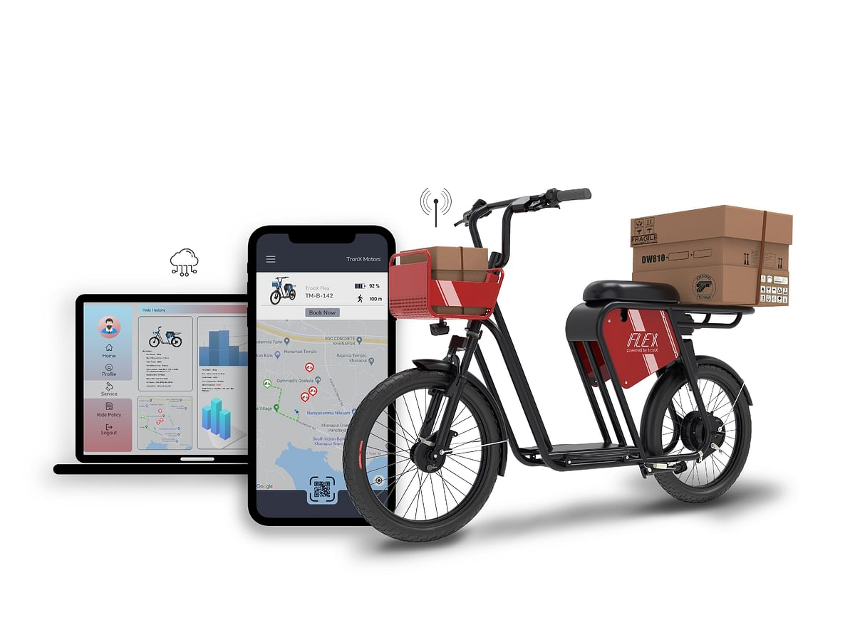 Smartron launches tbike flex electric cargo bike