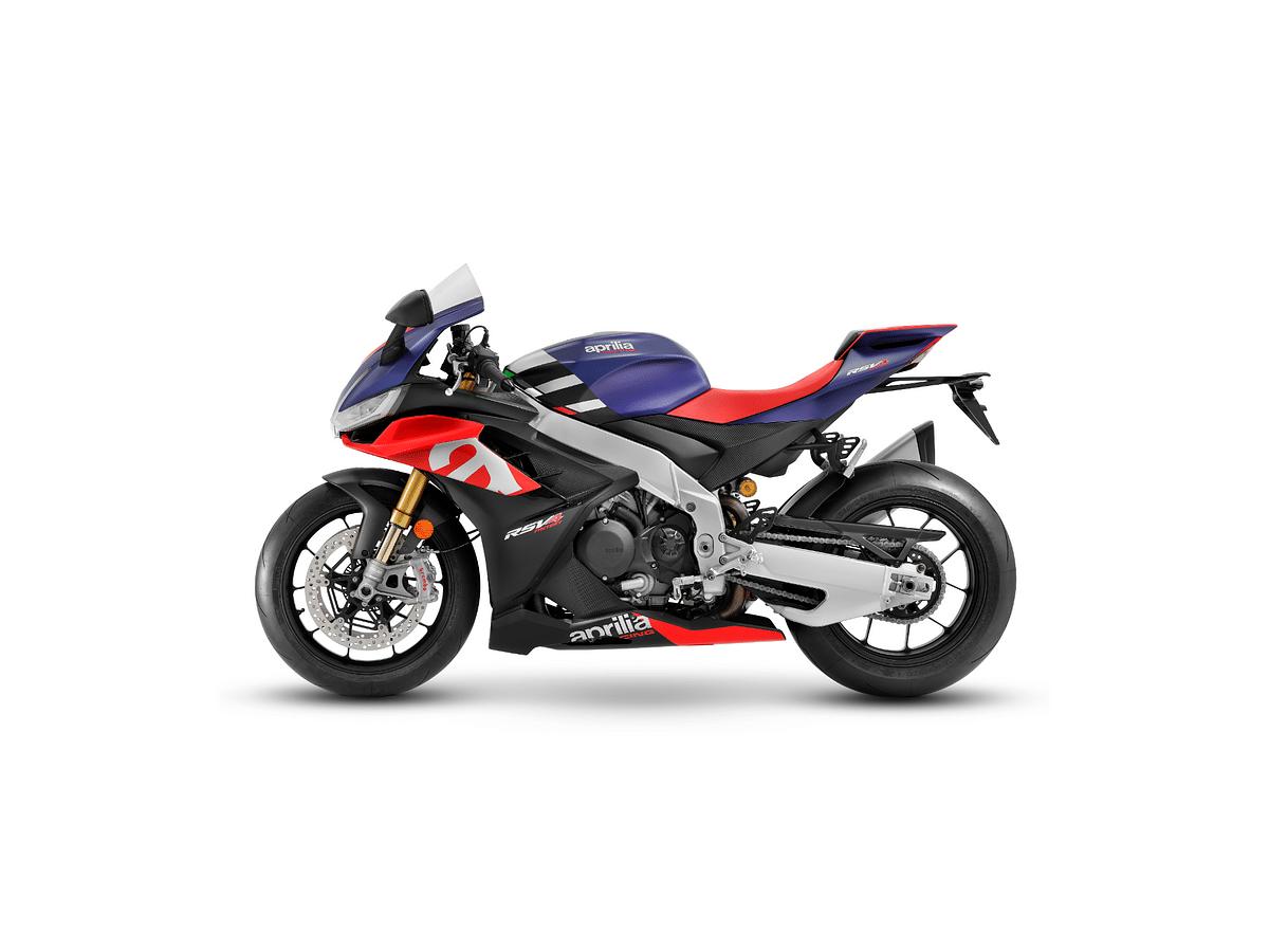2021 Aprilia RSV4 and Tuono V4 unveiled