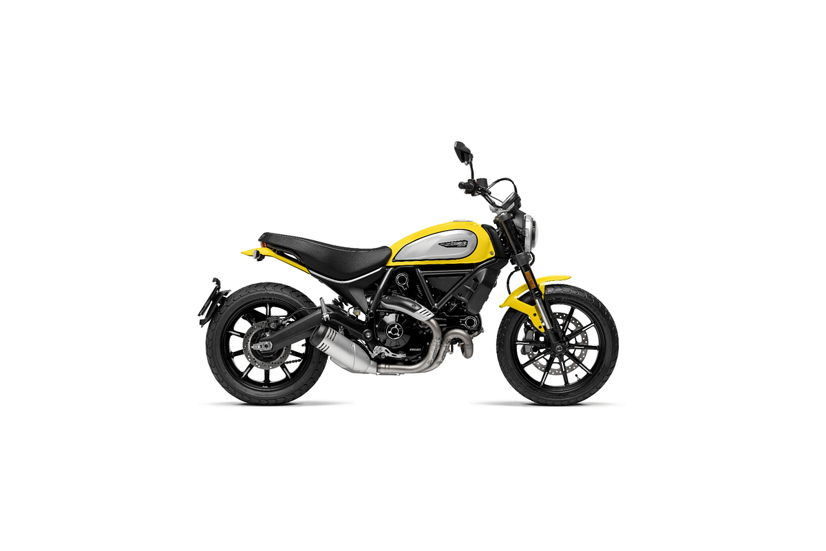 Ducati Scrambler Icon, Icon Dark and 1100 Dark Pro launched in India