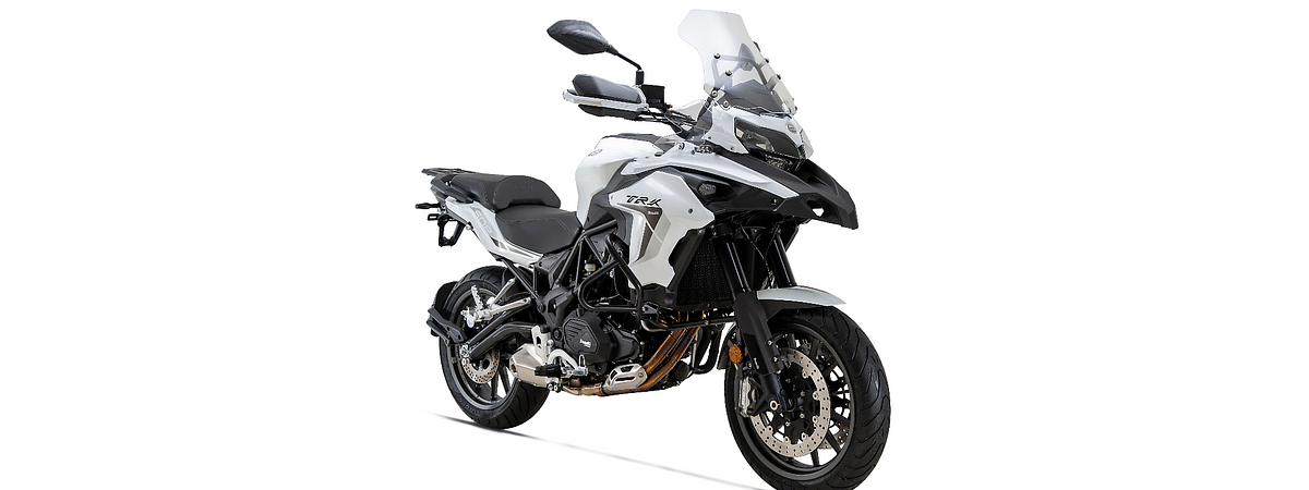 BS6 Benelli TRK 502 costs Rs 20,000 less than its predecessor