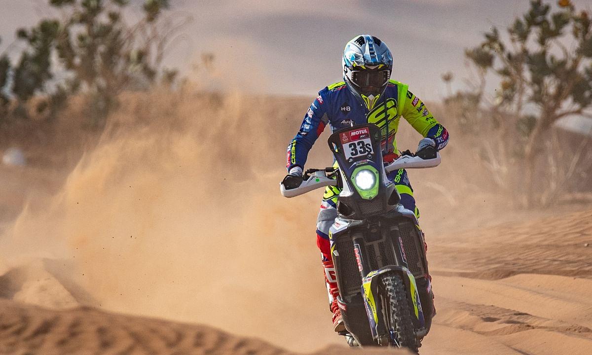 Dakar 2021 Stage 5 | Harith regains lost ground, crash concludes Ashish's campaign