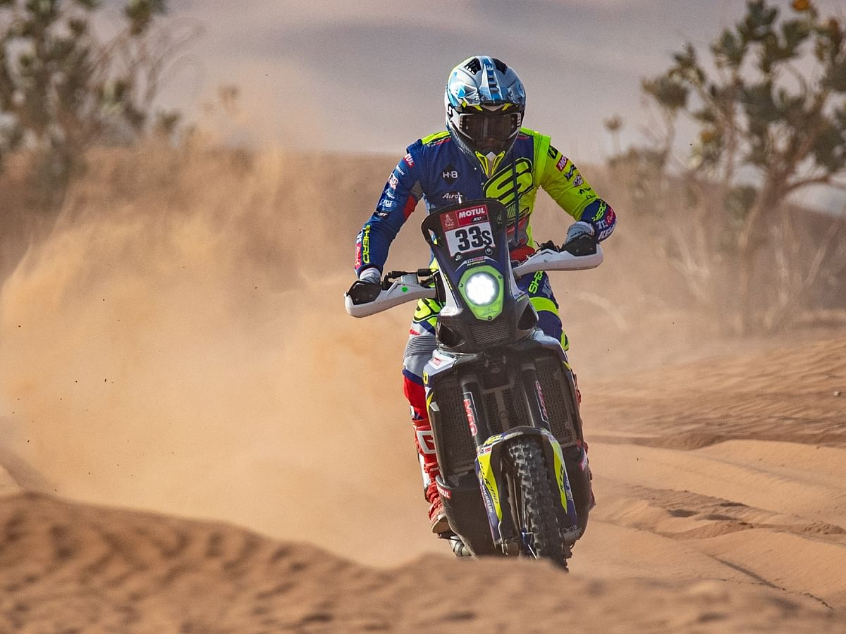 Dakar 2021 Stage 5 | Harith regains lost ground, crash concludes Ashish's campaign