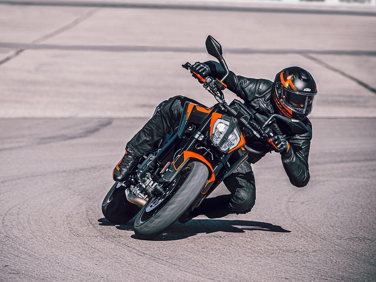KTM unveils the 890 Duke