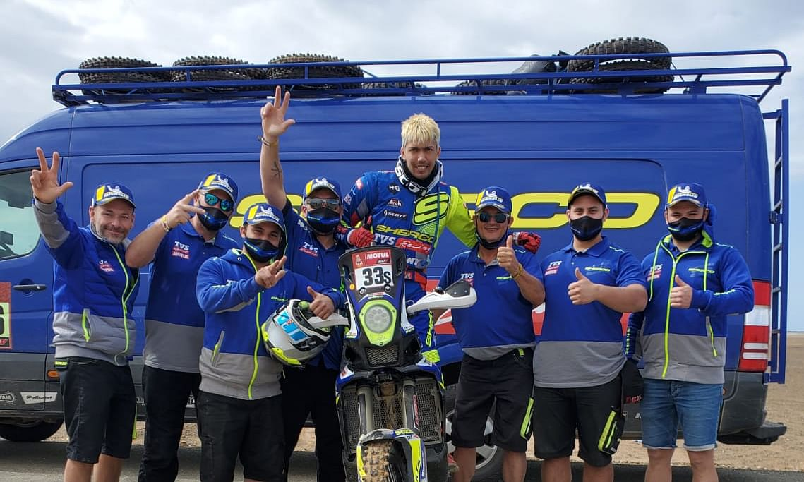 Dakar 2021 | Harith Noah finishes P20!
