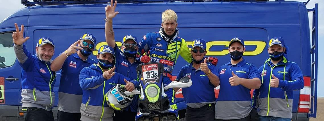 Harith Noah 2021 Dakar result will no doubt be an inspiration for scores of aspiring riders
