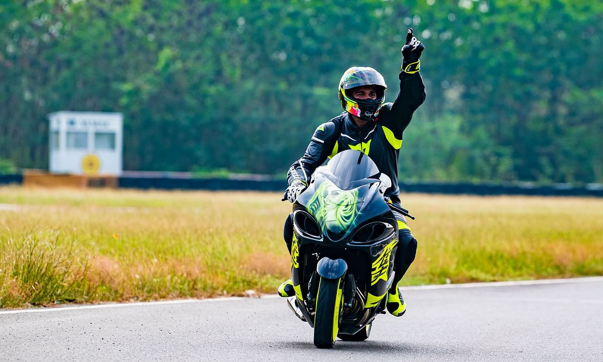 This is the seventh title for Hemanth Muddappa, who has been champ for the fourth year