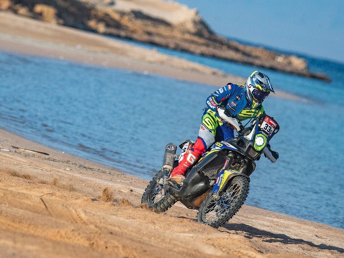 Dakar 2021 Stage 9 | Harith Noah breaks into the top 25