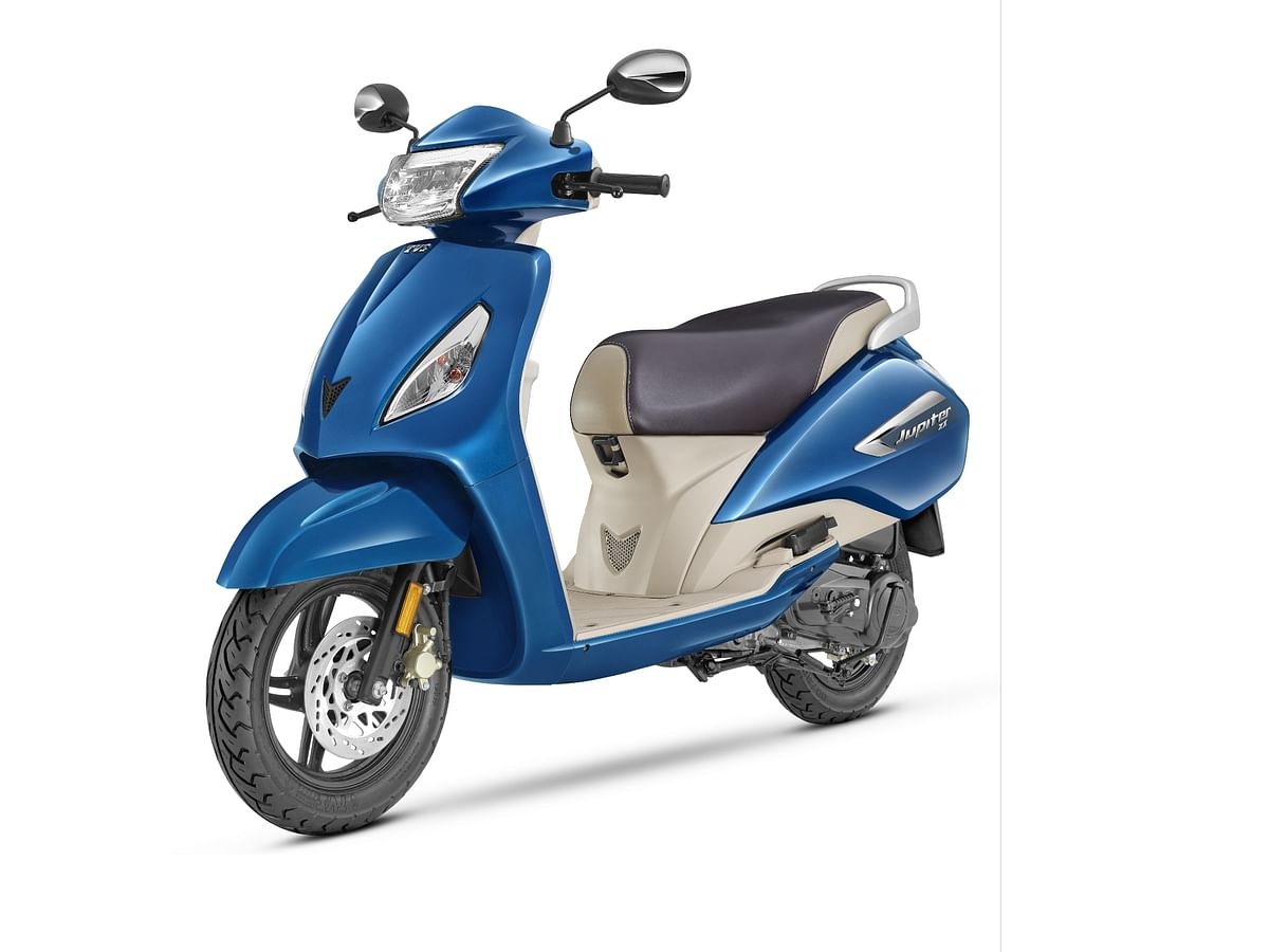 TVS Motor Company launches new TVS intelliGO technology platform