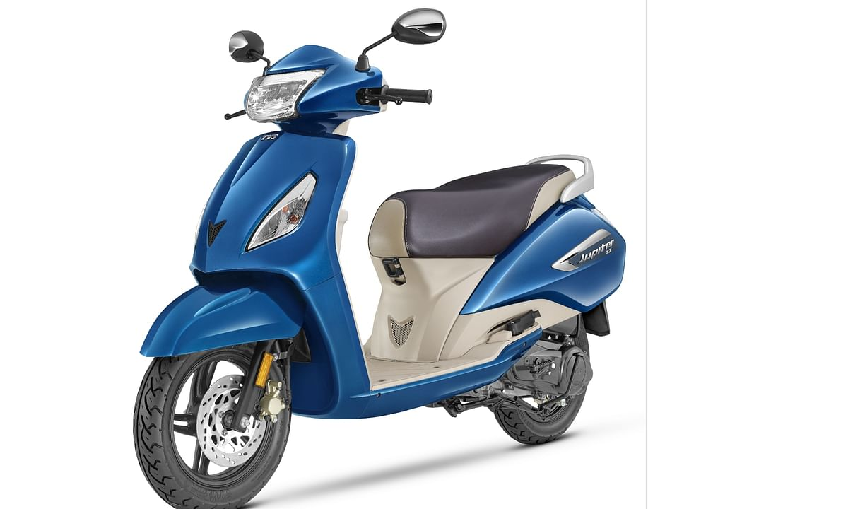 TVS Motor Company launches new TVS intelliGO technology platform