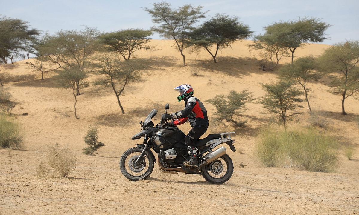 BMW Motorrad's Safari 2021 riding experience commences