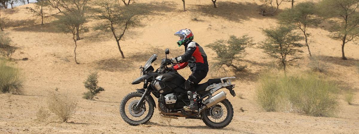 BMW Motorrad Safari 2021