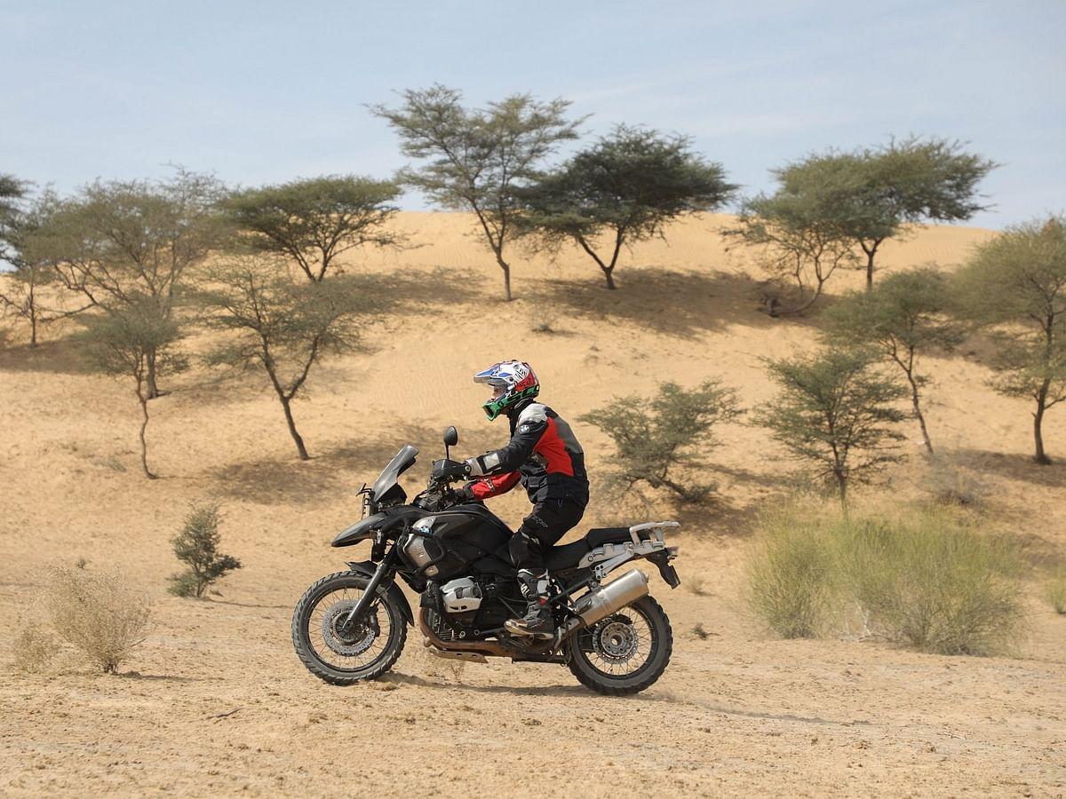 BMW Motorrad's Safari 2021 riding experience commences