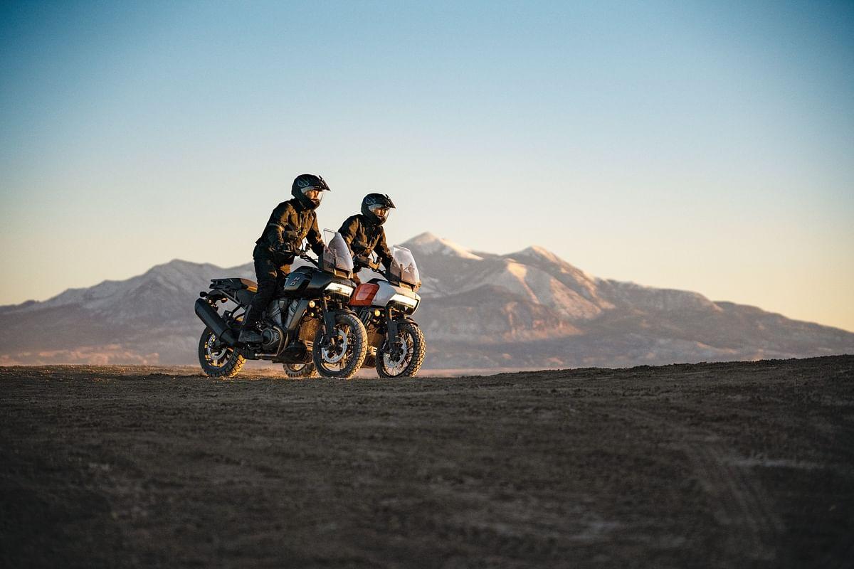 2021 Harley-Davidson Pan America 1250 and Pan America 1250 Special