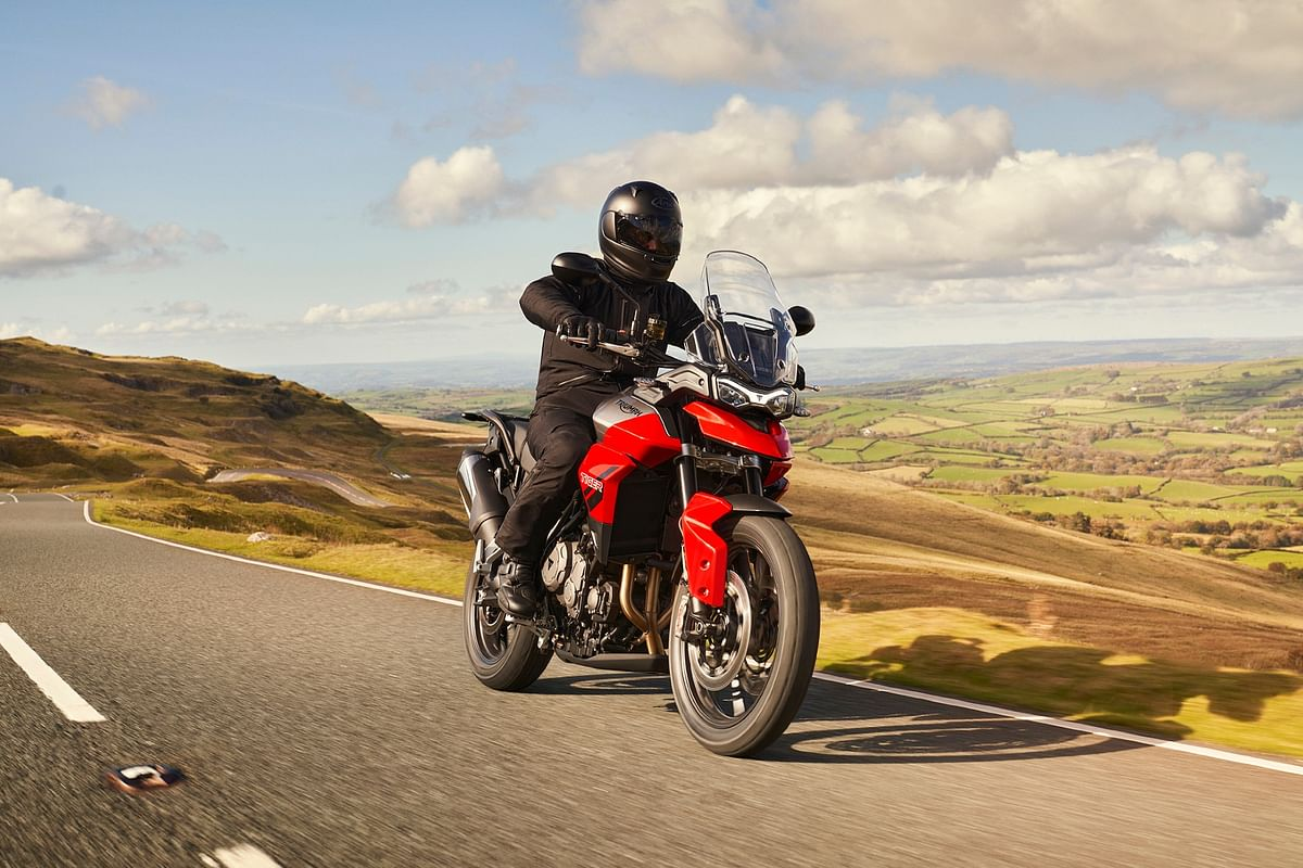 Triumph Tiger 850 Sport launched at Rs 11.95 lakh