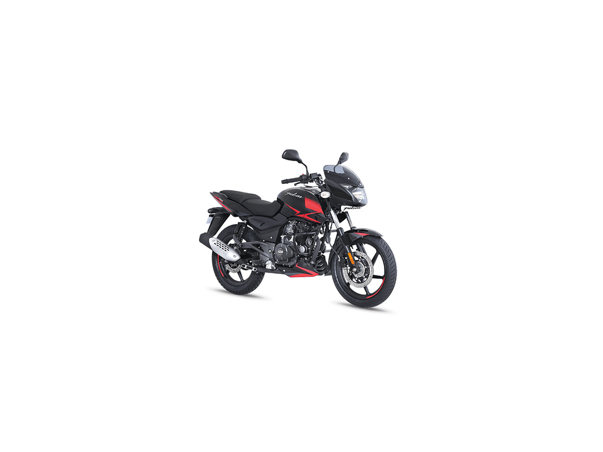 Bajaj Pulsar 180 in Laser Black