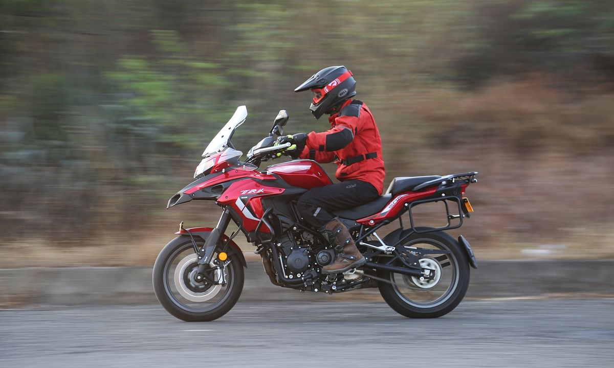 Benelli TRK 502 BS6 first ride review