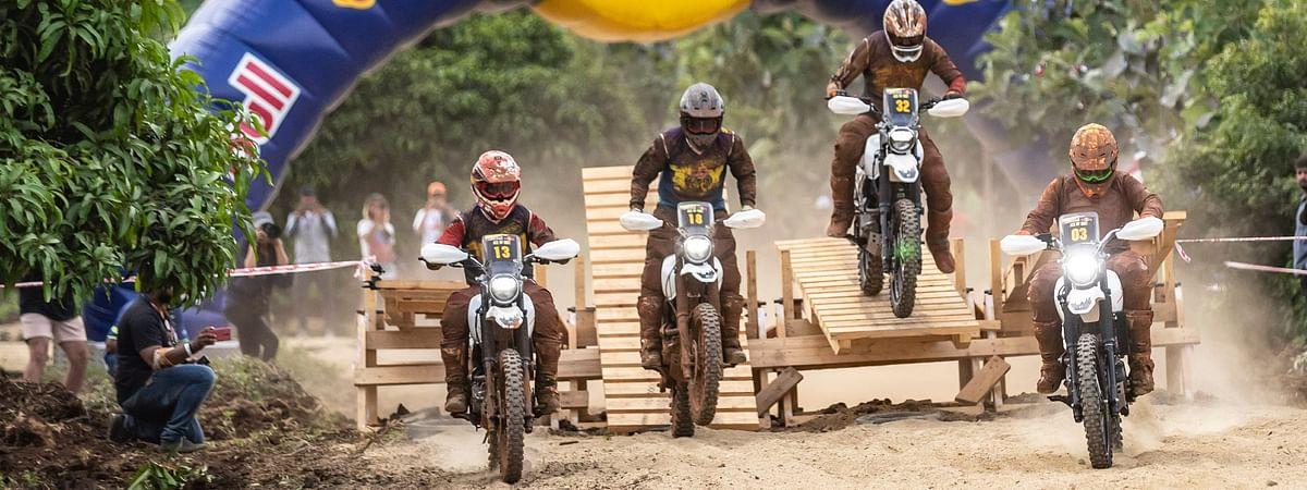 The second edition of Red Bull Ace of Dirt to take place in the next week at Kolar
