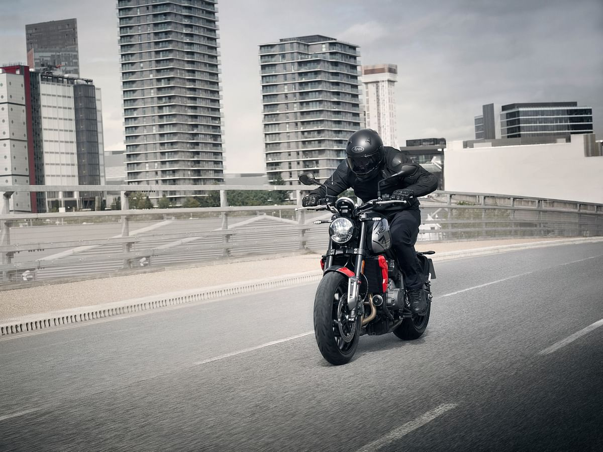 Triumph Trident 660 headed to Indian shores soon