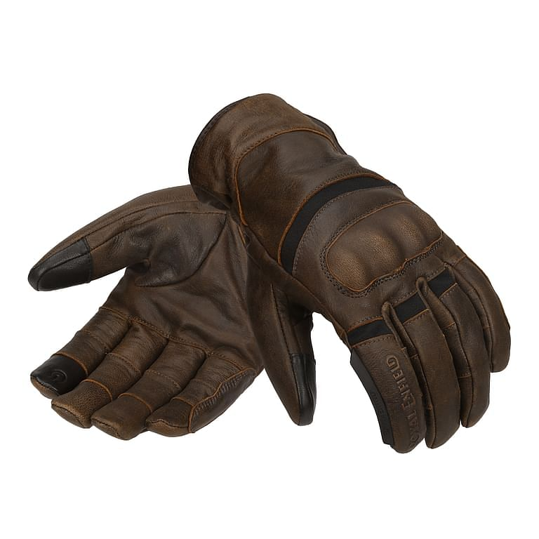 CE certified Royal Enfield Stout Riding Gloves