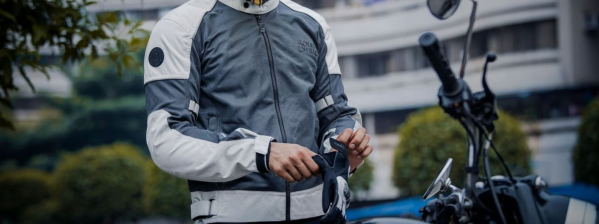 Royal Enfield's new range of riding gear includes products with Knox Armour and CE certification