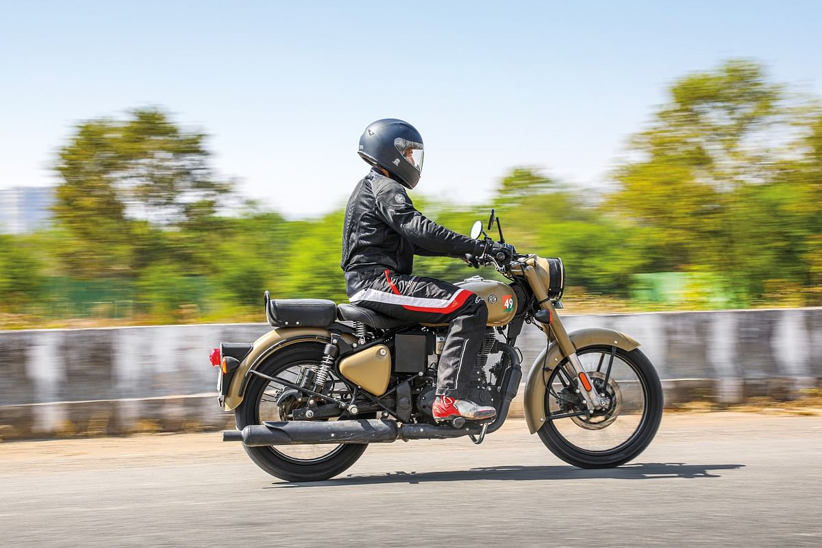 Royal Enfield Classic 350 BS6 first ride review