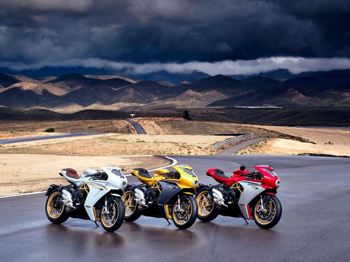 2021 MV Agusta Superveloce unveiled