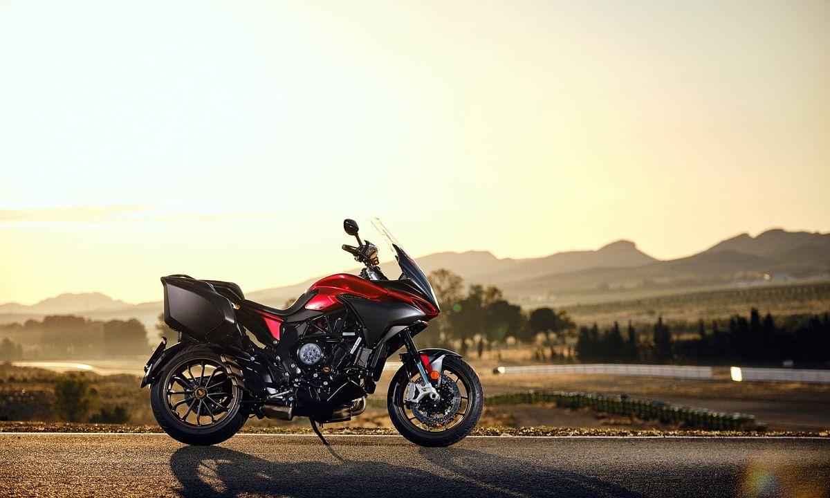 2021 MV Agusta Turismo Veloce unveiled