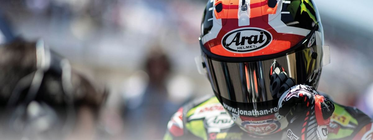 Arai's Quantic is one of the first ECE 22.06 helmets