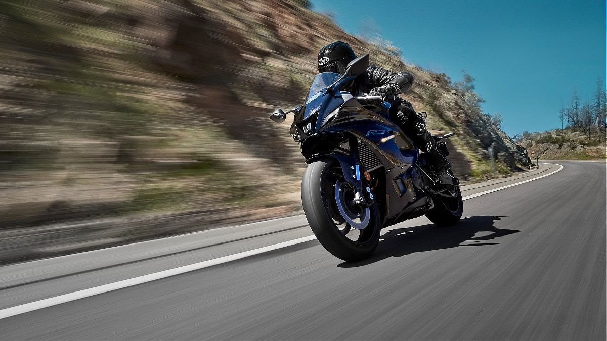 Yamaha R7 is positioned to be an approachable supersport