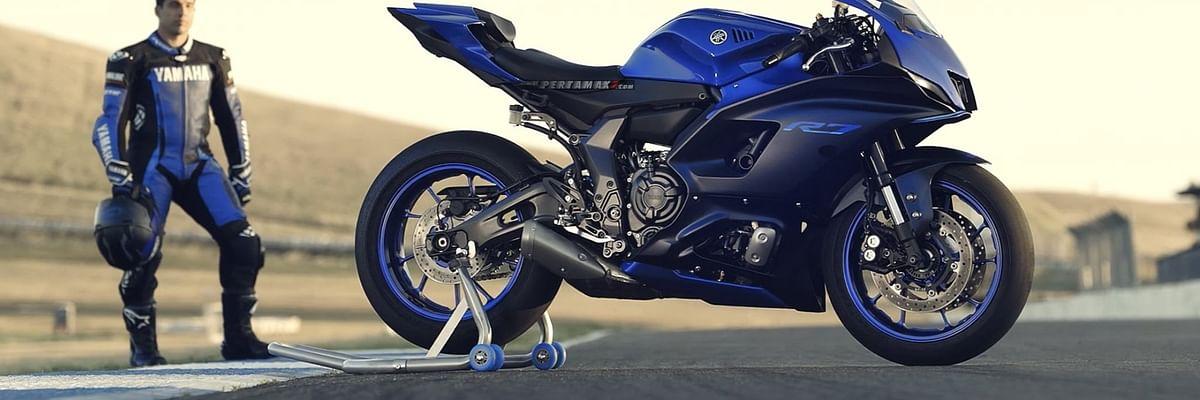 Yamaha YZF-R7 leaked ahead of global debut