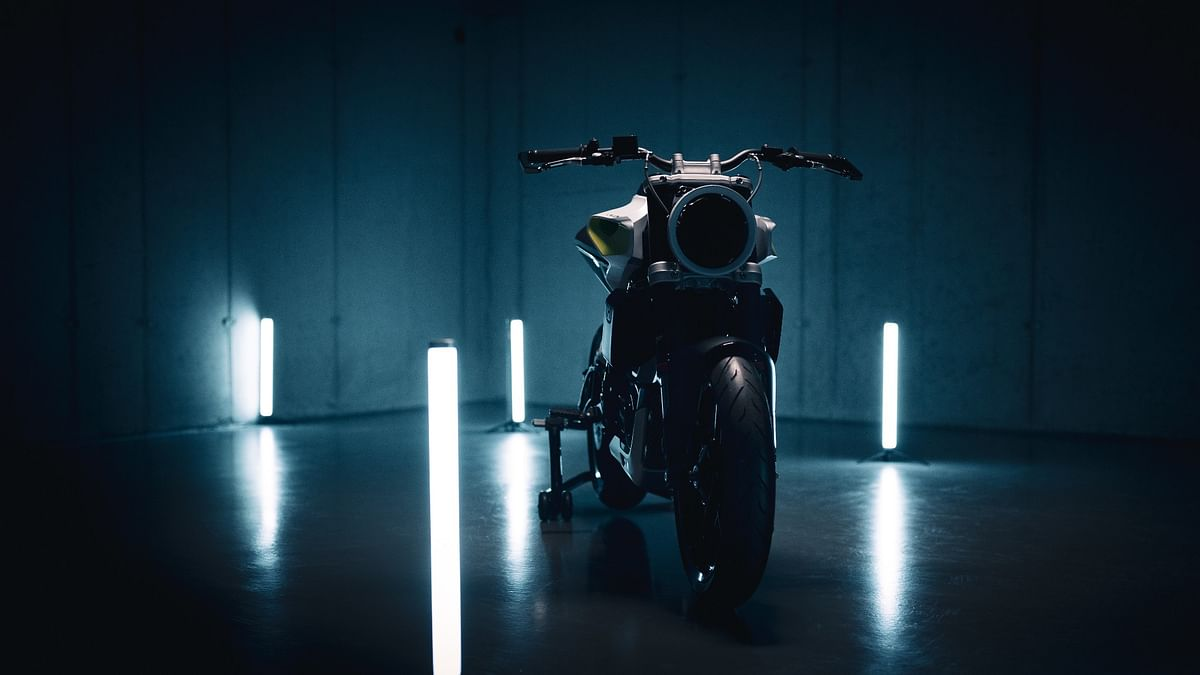 Husqvarna joins the electric movement with the E-Pilen, Vektorr and Bltz concepts